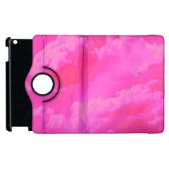 Sky pattern Apple iPad 2 Flip 360 Case