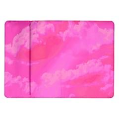 Sky pattern Samsung Galaxy Tab 10.1  P7500 Flip Case
