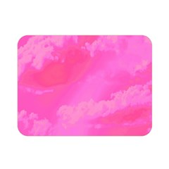 Sky pattern Double Sided Flano Blanket (Mini)