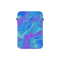 Sky Pattern Apple Ipad Mini Protective Soft Cases by Valentinaart