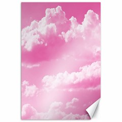 Sky Pattern Canvas 20  X 30   by Valentinaart