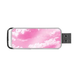 Sky Pattern Portable Usb Flash (one Side) by Valentinaart