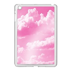 Sky Pattern Apple Ipad Mini Case (white) by Valentinaart