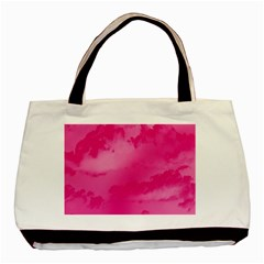 Sky Pattern Basic Tote Bag (two Sides) by Valentinaart