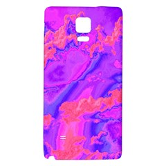 Sky Pattern Galaxy Note 4 Back Case by Valentinaart
