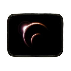 Planet Space Abstract Netbook Case (small)
