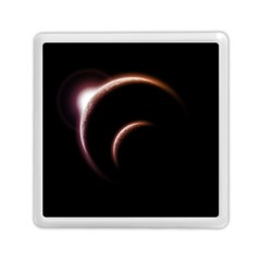 Planet Space Abstract Memory Card Reader (square)  by Nexatart