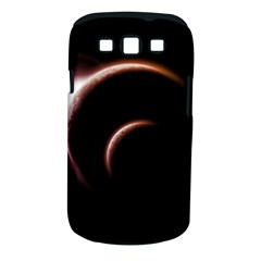 Planet Space Abstract Samsung Galaxy S Iii Classic Hardshell Case (pc+silicone) by Nexatart