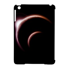Planet Space Abstract Apple Ipad Mini Hardshell Case (compatible With Smart Cover) by Nexatart