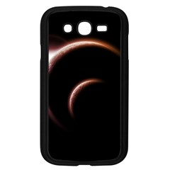 Planet Space Abstract Samsung Galaxy Grand Duos I9082 Case (black)