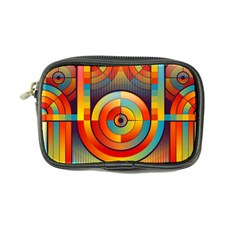 Abstract Pattern Background Coin Purse by Nexatart