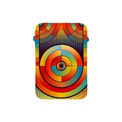 Abstract Pattern Background Apple Ipad Mini Protective Soft Cases by Nexatart