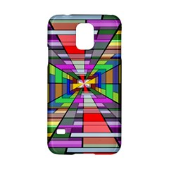 Art Vanishing Point Vortex 3d Samsung Galaxy S5 Hardshell Case