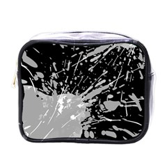 Art About Ball Abstract Colorful Mini Toiletries Bags by Nexatart