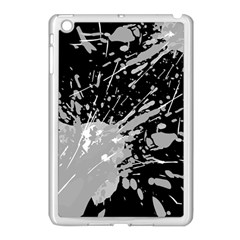 Art About Ball Abstract Colorful Apple Ipad Mini Case (white)