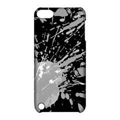 Art About Ball Abstract Colorful Apple Ipod Touch 5 Hardshell Case With Stand by Nexatart