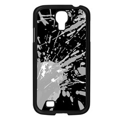 Art About Ball Abstract Colorful Samsung Galaxy S4 I9500/ I9505 Case (black) by Nexatart