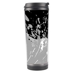 Art About Ball Abstract Colorful Travel Tumbler by Nexatart