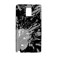 Art About Ball Abstract Colorful Samsung Galaxy Note 4 Hardshell Case by Nexatart