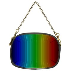 Spectrum Colours Colors Rainbow Chain Purses (one Side)  by Nexatart