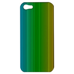 Spectrum Colours Colors Rainbow Apple Iphone 5 Hardshell Case by Nexatart