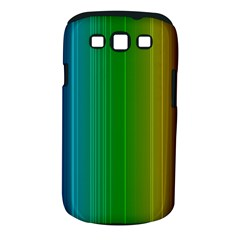 Spectrum Colours Colors Rainbow Samsung Galaxy S Iii Classic Hardshell Case (pc+silicone) by Nexatart