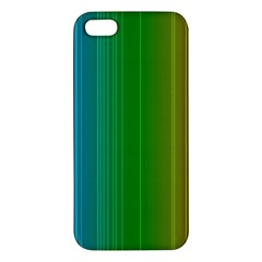 Spectrum Colours Colors Rainbow Iphone 5s/ Se Premium Hardshell Case by Nexatart