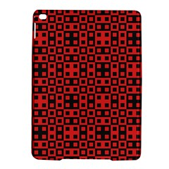 Abstract Background Red Black Ipad Air 2 Hardshell Cases by Nexatart