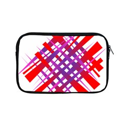 Chaos Bright Gradient Red Blue Apple Macbook Pro 13  Zipper Case by Nexatart