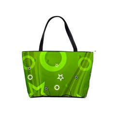 Art About Ball Abstract Colorful Shoulder Handbags by Nexatart