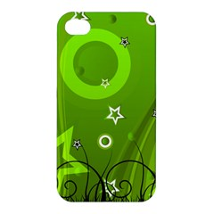 Art About Ball Abstract Colorful Apple Iphone 4/4s Premium Hardshell Case by Nexatart