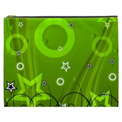 Art About Ball Abstract Colorful Cosmetic Bag (xxxl)  by Nexatart