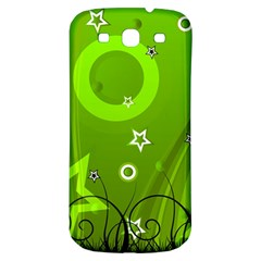 Art About Ball Abstract Colorful Samsung Galaxy S3 S Iii Classic Hardshell Back Case by Nexatart