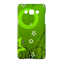 Art About Ball Abstract Colorful Samsung Galaxy A5 Hardshell Case  by Nexatart