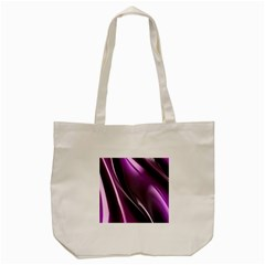 Fractal Mathematics Abstract Tote Bag (cream) by Nexatart