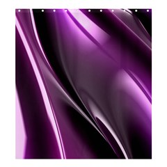 Fractal Mathematics Abstract Shower Curtain 66  x 72  (Large)