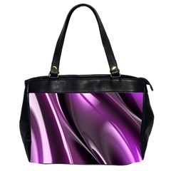 Fractal Mathematics Abstract Office Handbags (2 Sides)  by Nexatart