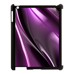 Fractal Mathematics Abstract Apple Ipad 3/4 Case (black) by Nexatart
