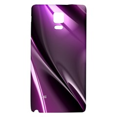 Fractal Mathematics Abstract Galaxy Note 4 Back Case