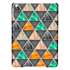Abstract Geometric Triangle Shape Ipad Air Hardshell Cases by Nexatart