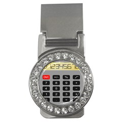 Calculator Money Clips (cz)  by Mariart