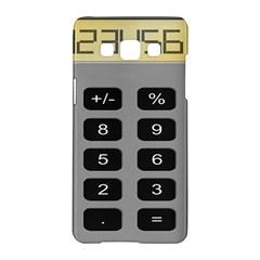 Calculator Samsung Galaxy A5 Hardshell Case  by Mariart