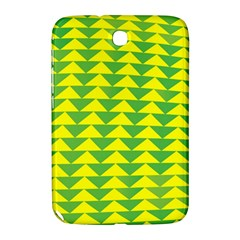 Arrow Triangle Green Yellow Samsung Galaxy Note 8 0 N5100 Hardshell Case  by Mariart