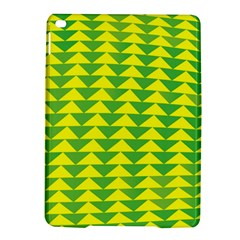 Arrow Triangle Green Yellow Ipad Air 2 Hardshell Cases by Mariart