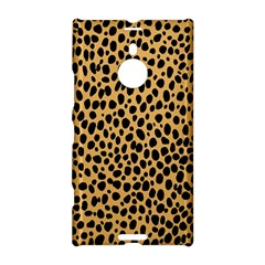 Cheetah Skin Spor Polka Dot Brown Black Dalmantion Nokia Lumia 1520 by Mariart