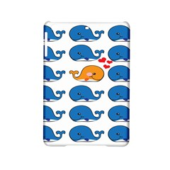 Fish Animals Whale Blue Orange Love Ipad Mini 2 Hardshell Cases by Mariart