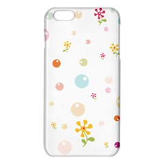 Flower Floral Star Balloon Bubble Iphone 6 Plus/6s Plus Tpu Case by Mariart