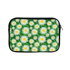 Flower Sunflower Yellow Green Leaf White Apple Ipad Mini Zipper Cases by Mariart