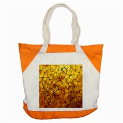 Gold Accent Tote Bag by Mariart