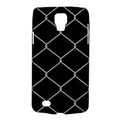Iron Wire White Black Galaxy S4 Active by Mariart